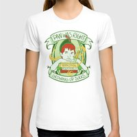 peter pan T-shirts featuring Pan by Charleighkat