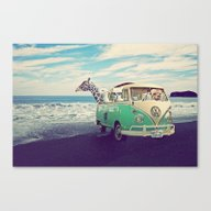 NEVER STOP EXPLORING THE… Canvas Print