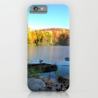 fall bliss iPhone 6 Slim Case