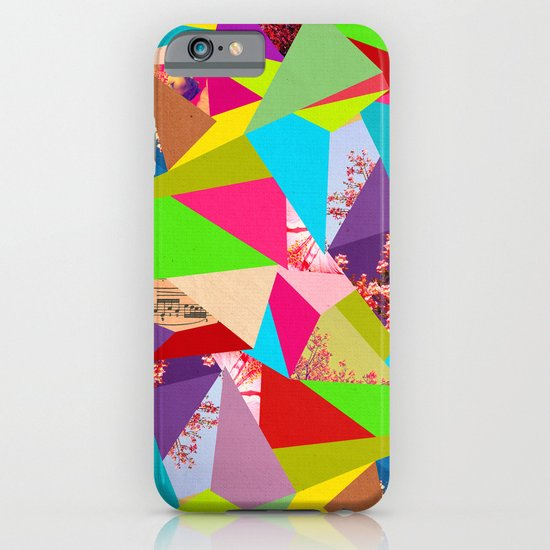 Colorful Thoughts iPhone & iPod Case