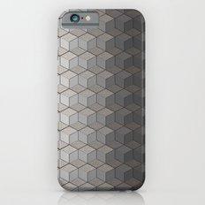 Pattern #6 Greyscale Slim Case iPhone 6s