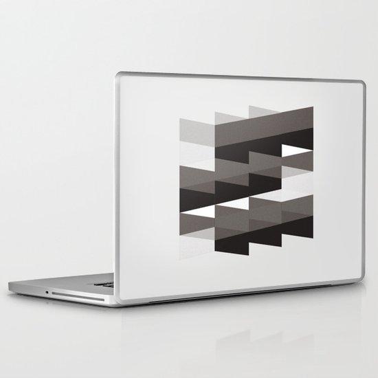 Aronde Pattern #02 Laptop & iPad Skin