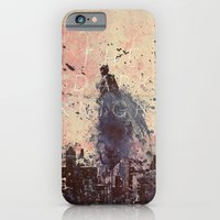 iPhone & iPod Case featuring The Fire Rises by  Maʁϟ