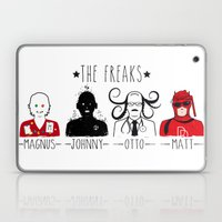 THE FREAKS Laptop & iPad Skin
