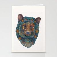 Constellation Bear Stationery Cards