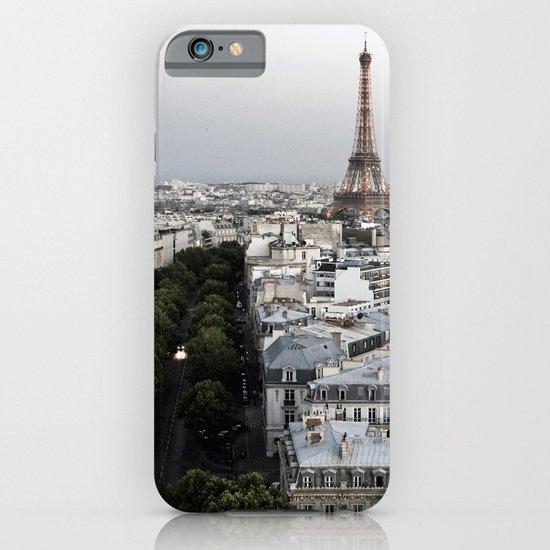 Eiffel iPhone & iPod Case