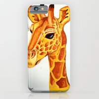 iPhone & iPod Case featuring Geraldine by katieellen
