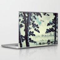A Long Ways To Kana Laptop & iPad Skin