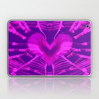 WEB OF LOVE Laptop & iPad Skin