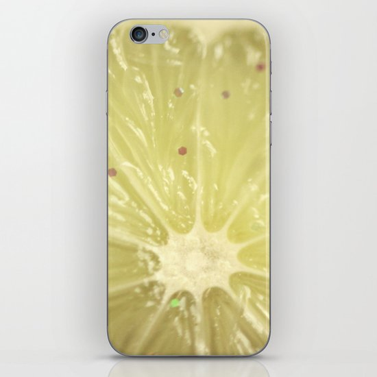 Sour Sparkles iPhone & iPod Skin