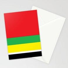 Marley bars Stationery Cards