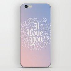 3 Little Words iPhone & iPod Skin