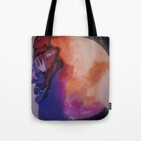 Man On The Moon (Revisit… Tote Bag