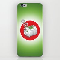 Japan Serie 2 - KATORI B… iPhone & iPod Skin
