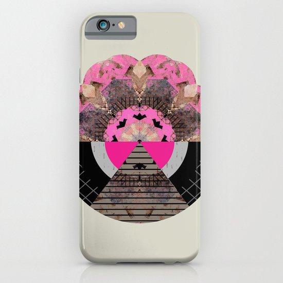 Broken flower iPhone & iPod Case