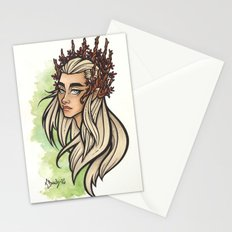 Thranduil Stationery Cards