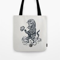 Natures Prisoner Tote Bag