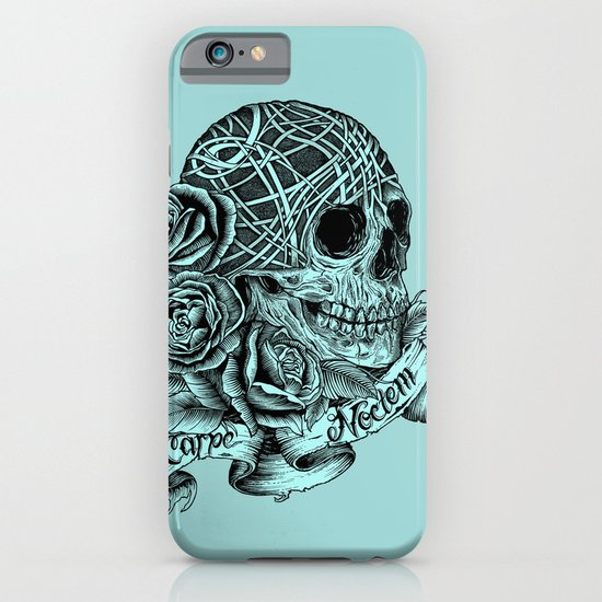 Carpe Noctem (Seize the Night) iPhone & iPod Case