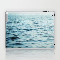 The Blue Channel Laptop & iPad Skin