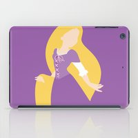 Rapunzel - Tangled 2  iPad Case