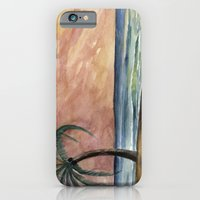 The Waves At Sunset iPhone 6 Slim Case