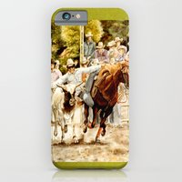 iPhone & iPod Case featuring Rodeo by Vargamari