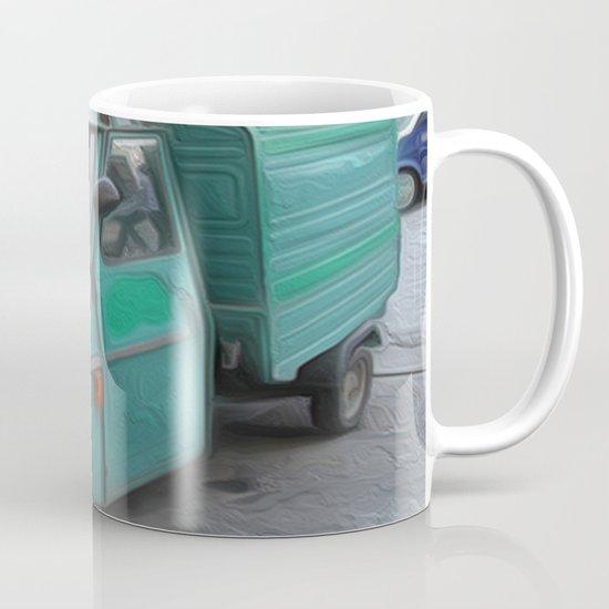 Tri motor Mug