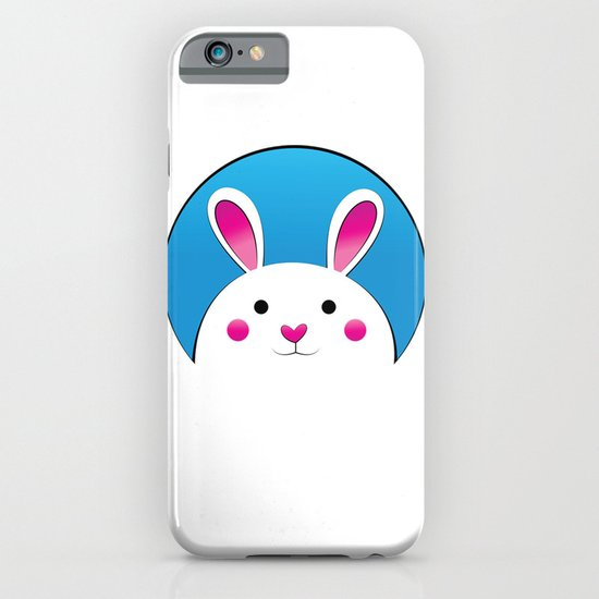 Chubby Bunny iPhone & iPod Case