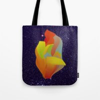 Shocking Colors Tote Bag