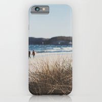 iPhone & iPod Case featuring Strandspaziergang in Binz. by Monique Krüger Photography
