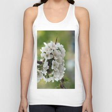 Cluster Fuhlowers. Unisex Tank Top