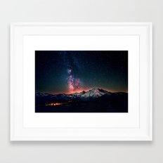 Milky Way III Framed Art Print
