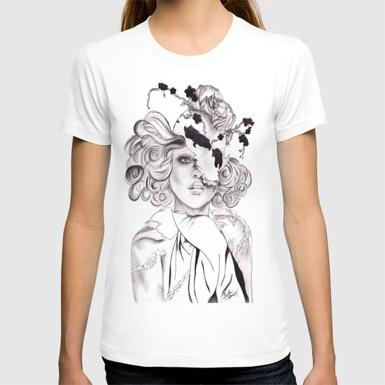 Garden Hat  T-shirt