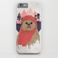 iPhone & iPod Case featuring Ewok by Robert Scheribel