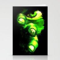 hulk Stationery Cards featuring Hulk by Juliana Rojas   Puchu
