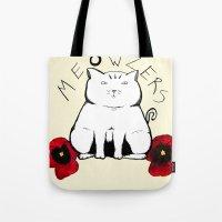 Meowzers Tote Bag