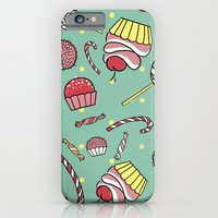 iPhone & iPod Case featuring Candy Shop by Estelle F