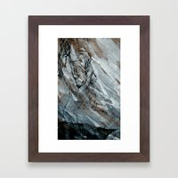 When I Think About You  Framed Art Print