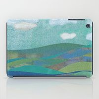 COLLAGE LOVE: Seascape iPad Case