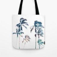 Stellar Palms Tote Bag