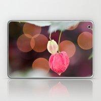 Festive Flowers Laptop & iPad Skin