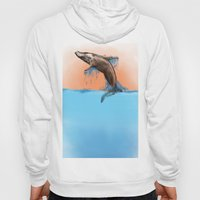 Breaching Whale Hoody