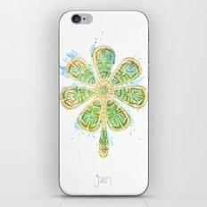 The Motherlucker - Golden iPhone & iPod Skin