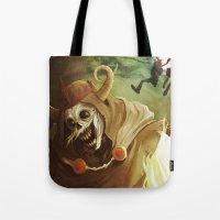 The Lich Tote Bag