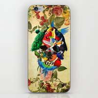 Avian Skull iPhone & iPod Skin