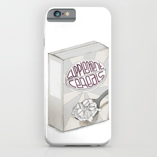 Natural Born Junkie iPhone & iPod Case