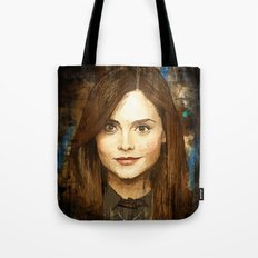 The Impossible Girl Tote Bag
