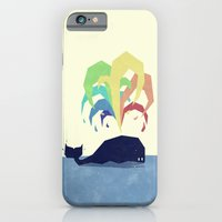 iPhone & iPod Case featuring Rainbow Warrior by Yetiland