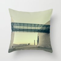 Champalimaud Foundation II Throw Pillow