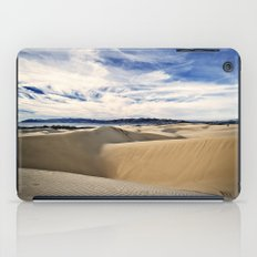 Sand Dunes and Ocean Views iPad Case
